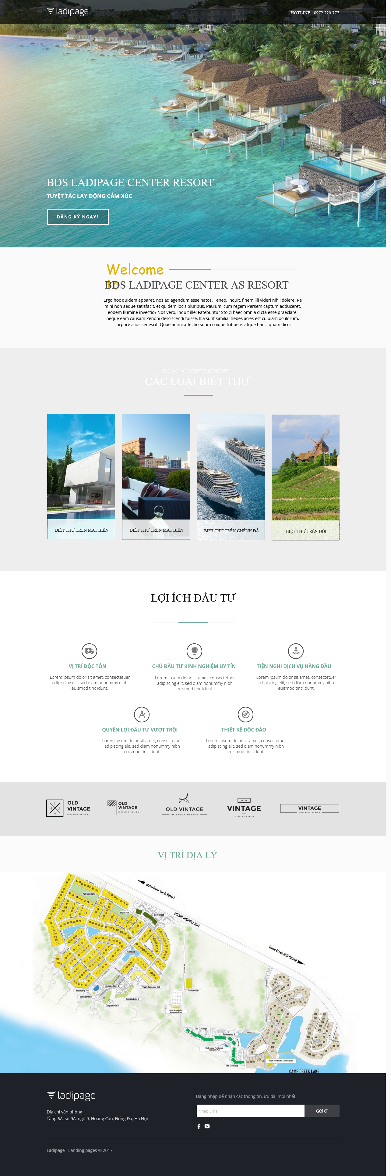 Thiết kế website Thiết kế webiste landingpage bat-dong-san Bất động sản 21