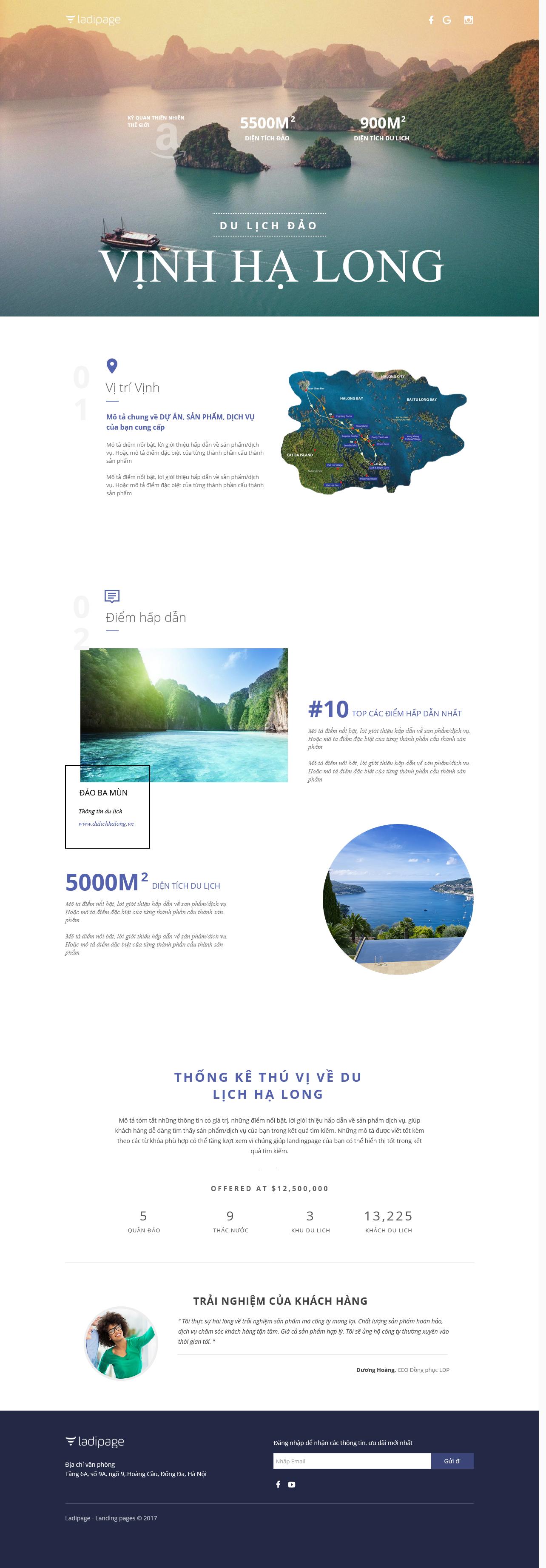Thiết kế website Thiết kế webiste landingpage du-lich---khach-san---nghi-duong Du lịch 02