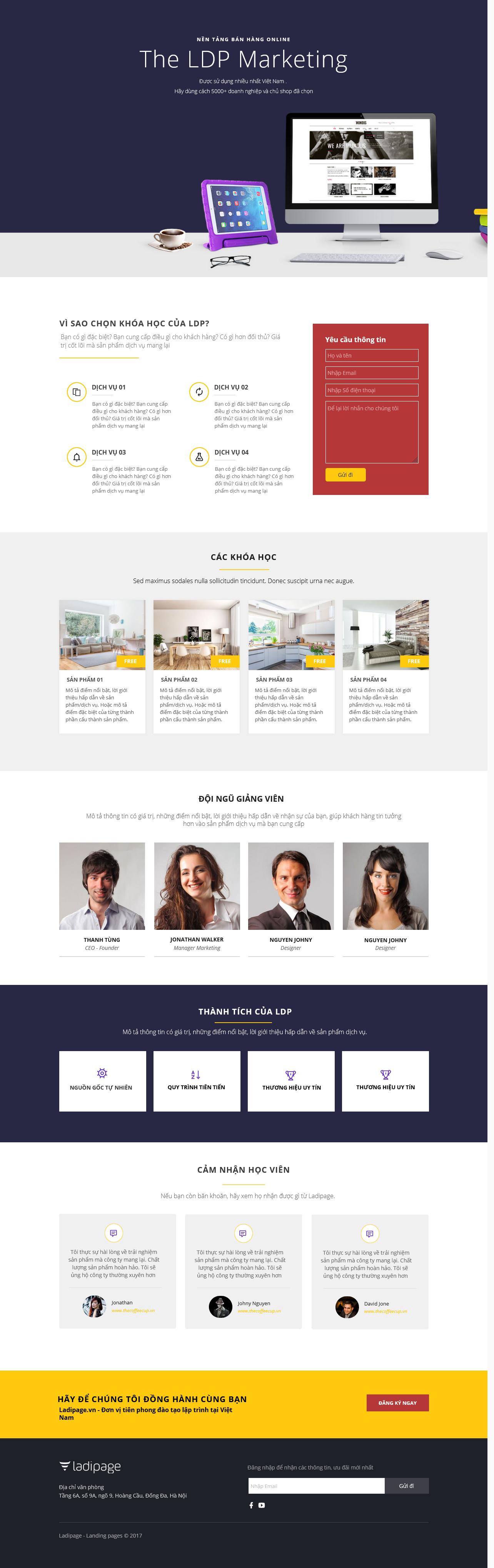 Thiết kế website Thiết kế webiste landingpage giao-duc---du-hoc---nghien-cuu Giáo dục- đào tạo 03