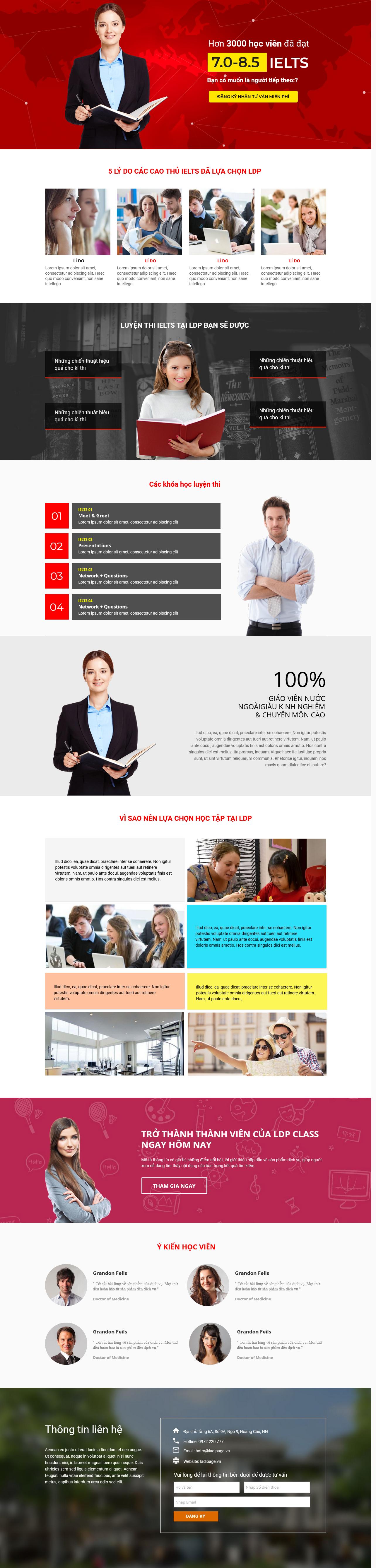 Thiết kế website Thiết kế webiste landingpage giao-duc---du-hoc---nghien-cuu Giáo dục Đào tạo 21