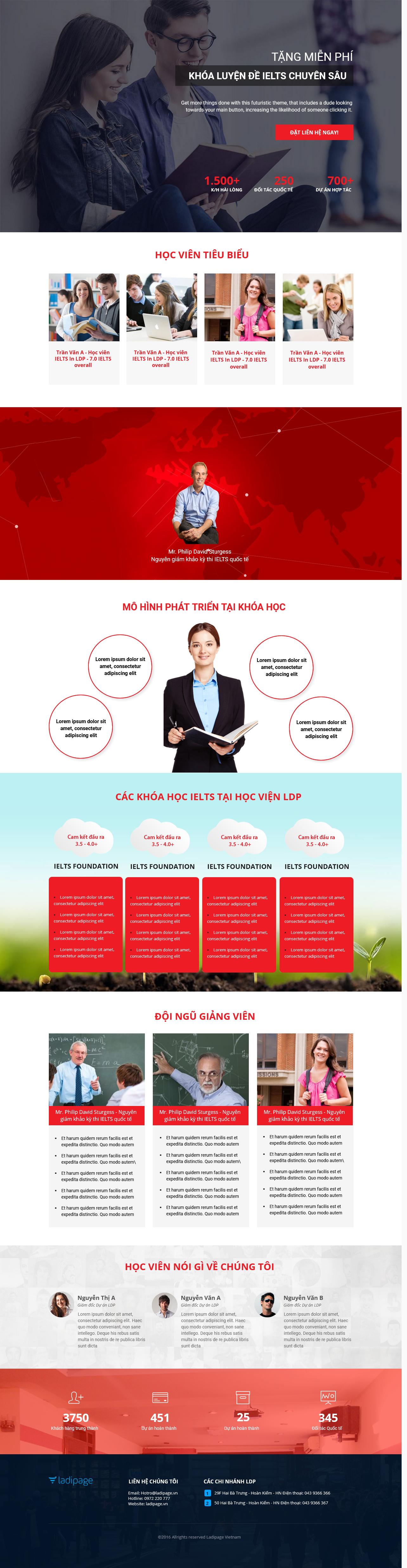 Thiết kế website Thiết kế webiste landingpage giao-duc---du-hoc---nghien-cuu Giáo dục Đào tạo 24