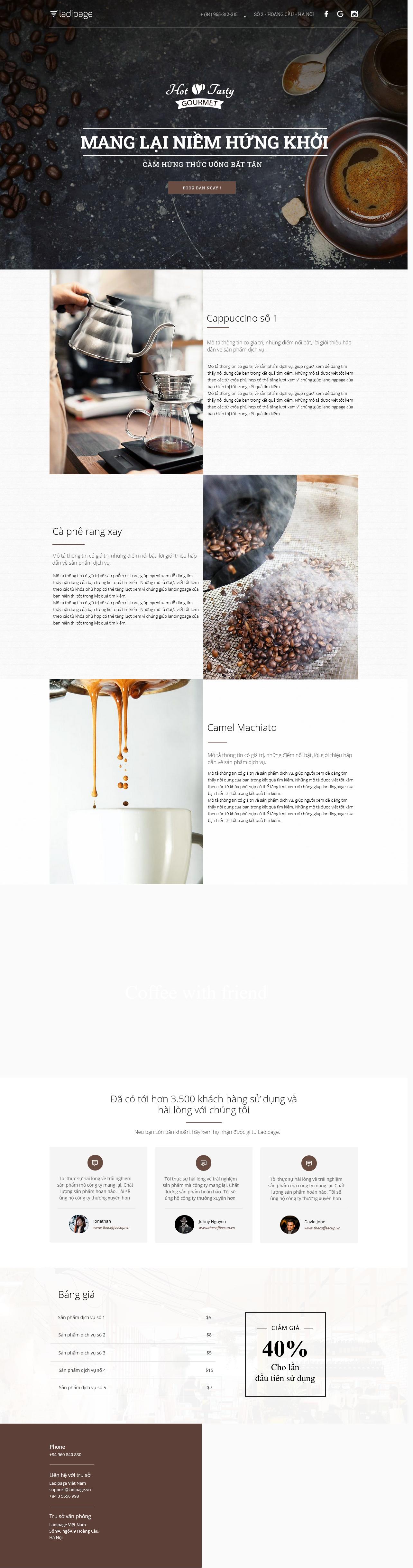 Thiết kế website Thiết kế webiste landingpage nha-hang---quan-an Nhà hàng quán ăn 07