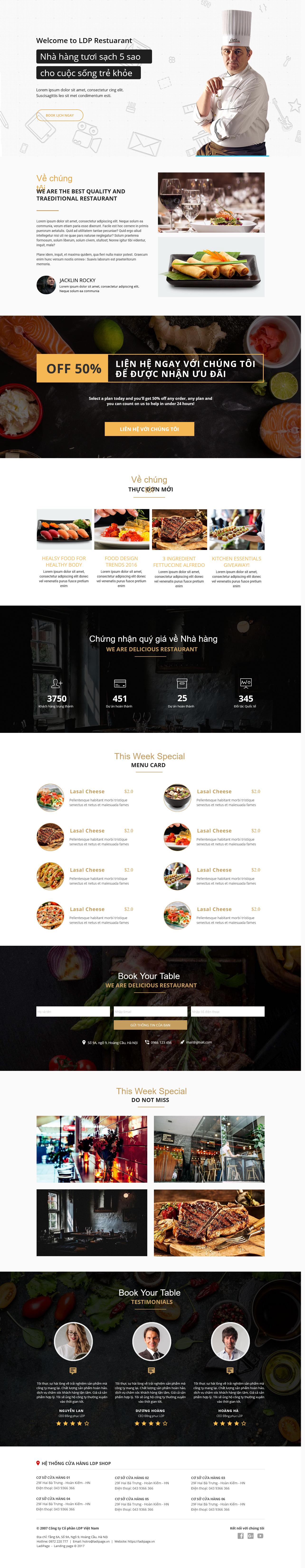 Thiết kế website Thiết kế webiste landingpage nha-hang---quan-an Nhà hàng quán ăn 21