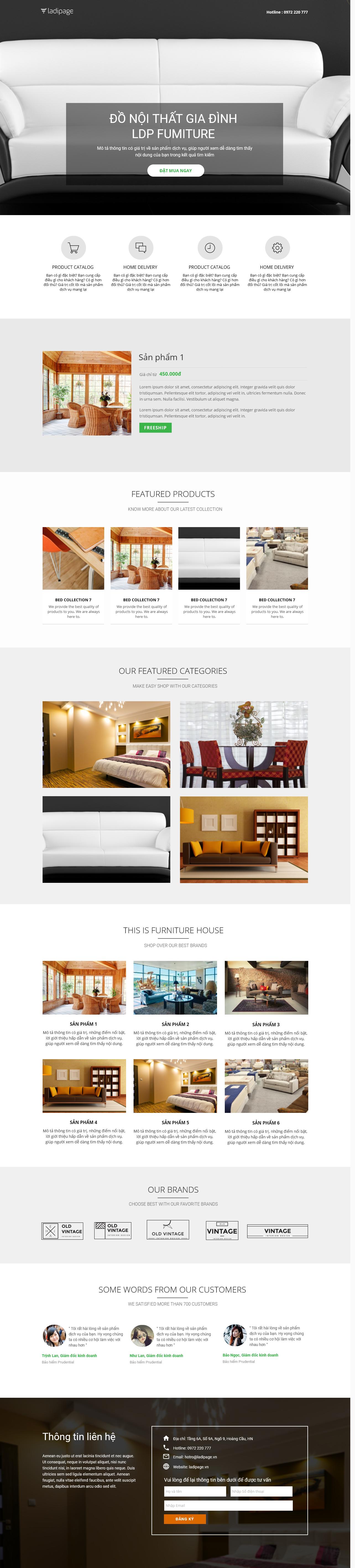 Thiết kế website Thiết kế webiste landingpage noi-that---ngoai-that Nội thất 11