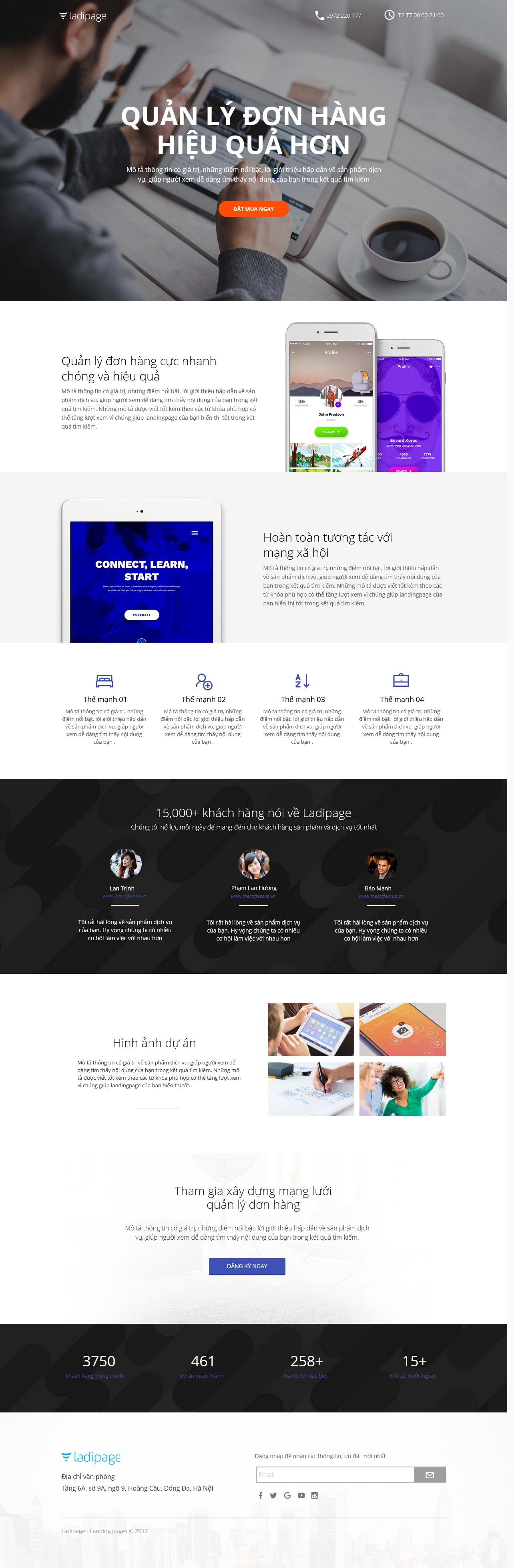 Thiết kế website Thiết kế webiste landingpage phan-mem---game---app Công nghệ 06