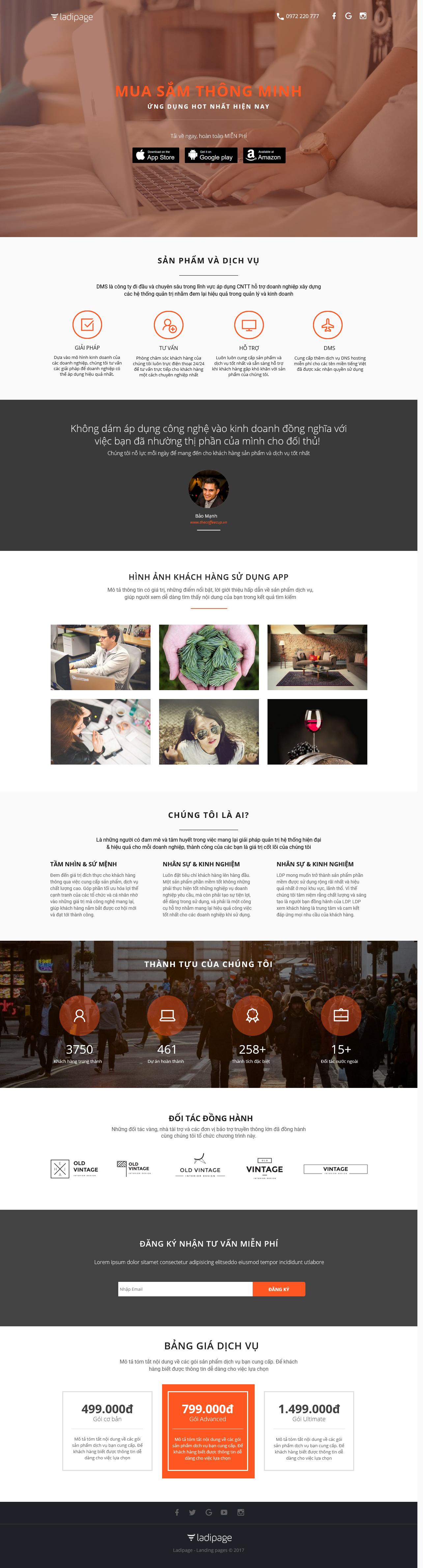 Thiết kế website Thiết kế webiste landingpage phan-mem---game---app Công nghệ viễn thông 01