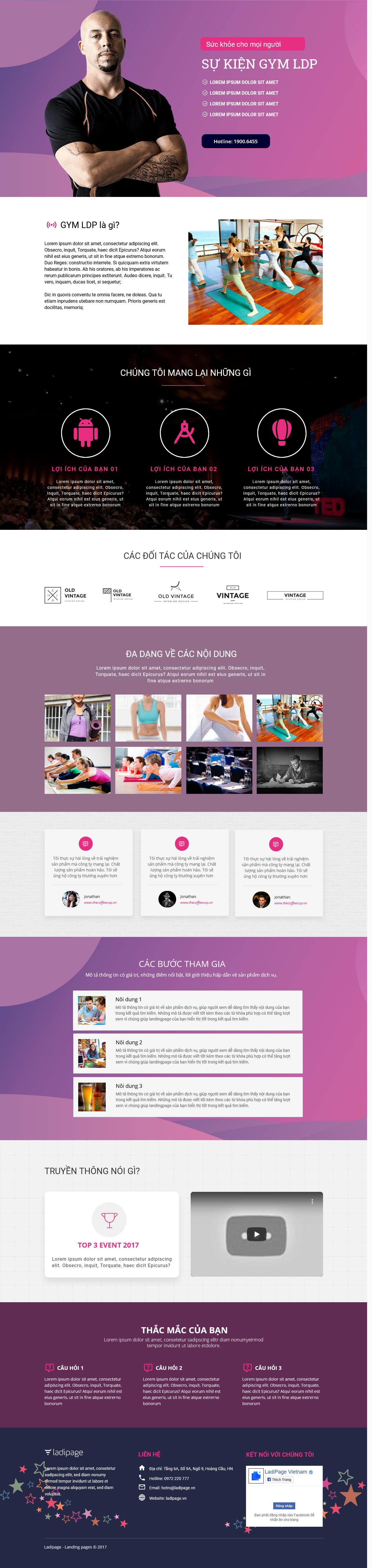 Thiết kế website Thiết kế webiste landingpage su-kien---hoi-thao Sự kiện 21
