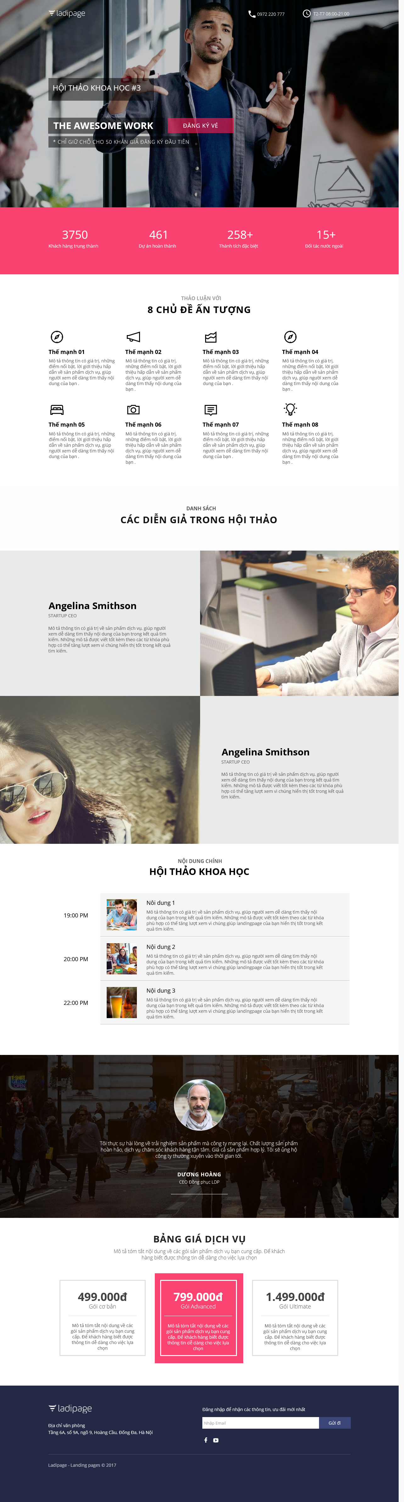 Thiết kế website Thiết kế webiste landingpage su-kien---hoi-thao Sự kiện 9