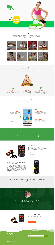 Thiết kế website Thiết kế webiste landingpage tham-my---spa---lam-dep Sức khỏe làm đẹp 07