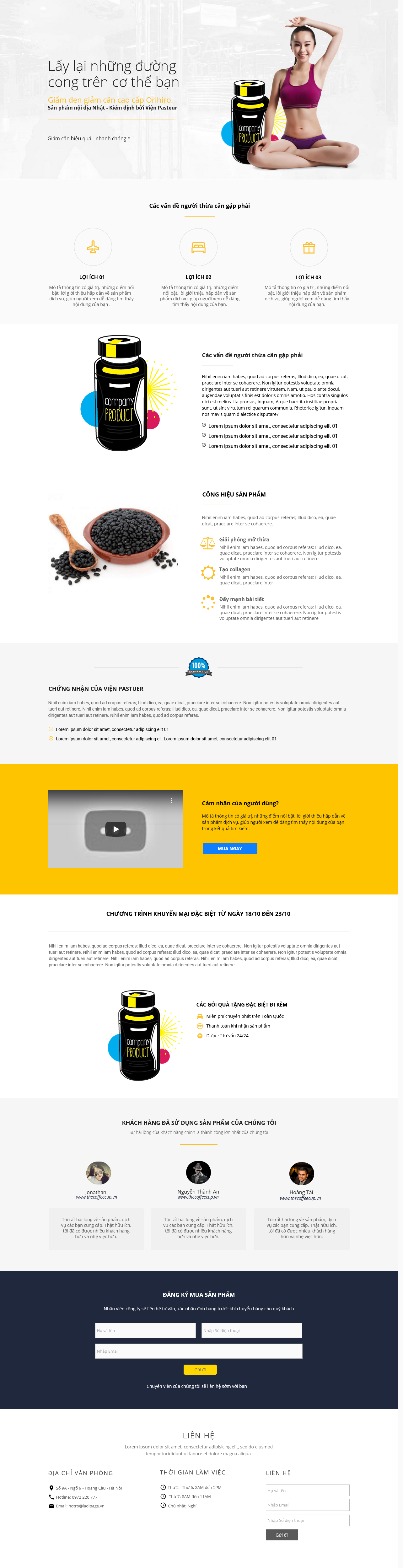 Thiết kế website Thiết kế webiste landingpage tham-my---spa---lam-dep Sức khỏe Làm đẹp 08